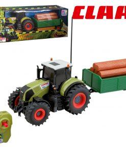 Ferngesteuerter Fernlenk Traktor 1:28  Claas Axion 850