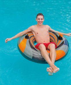 Intex Schwimmreifen mit Haltegriff