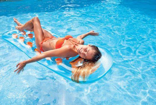 Intex  Luftmatratze Suntanner Lounges in 2 Farben