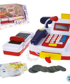 Kaufladen Kasse mit Rechner-Funktion