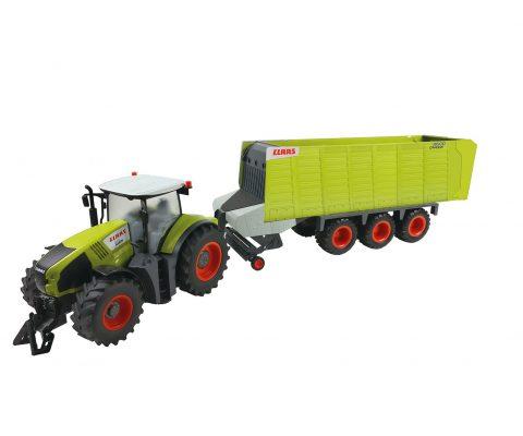 RC Traktor Axion 870 & Anhänger Cargos 9600
